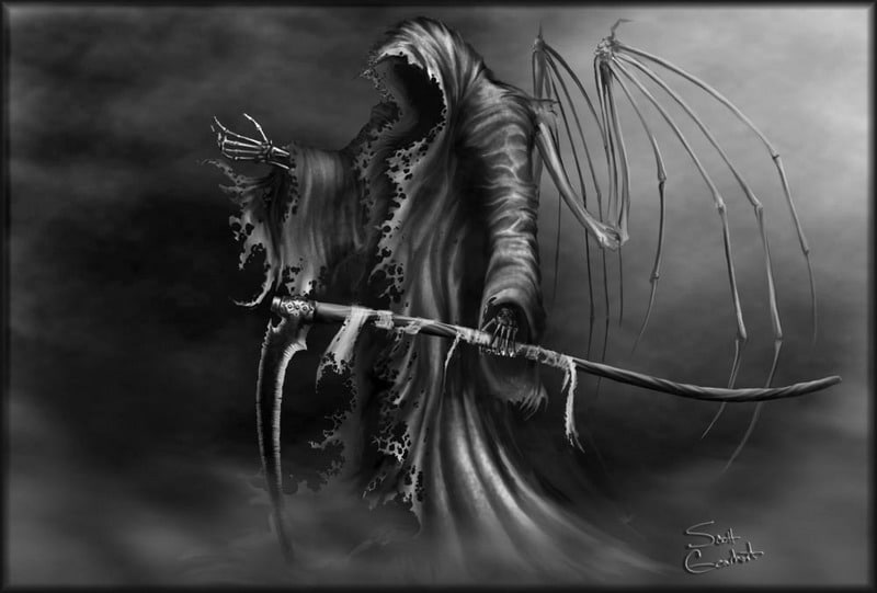 Malaikat Maut - Pencabut Nyawa