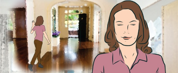 Exploring The House - self hypnosis