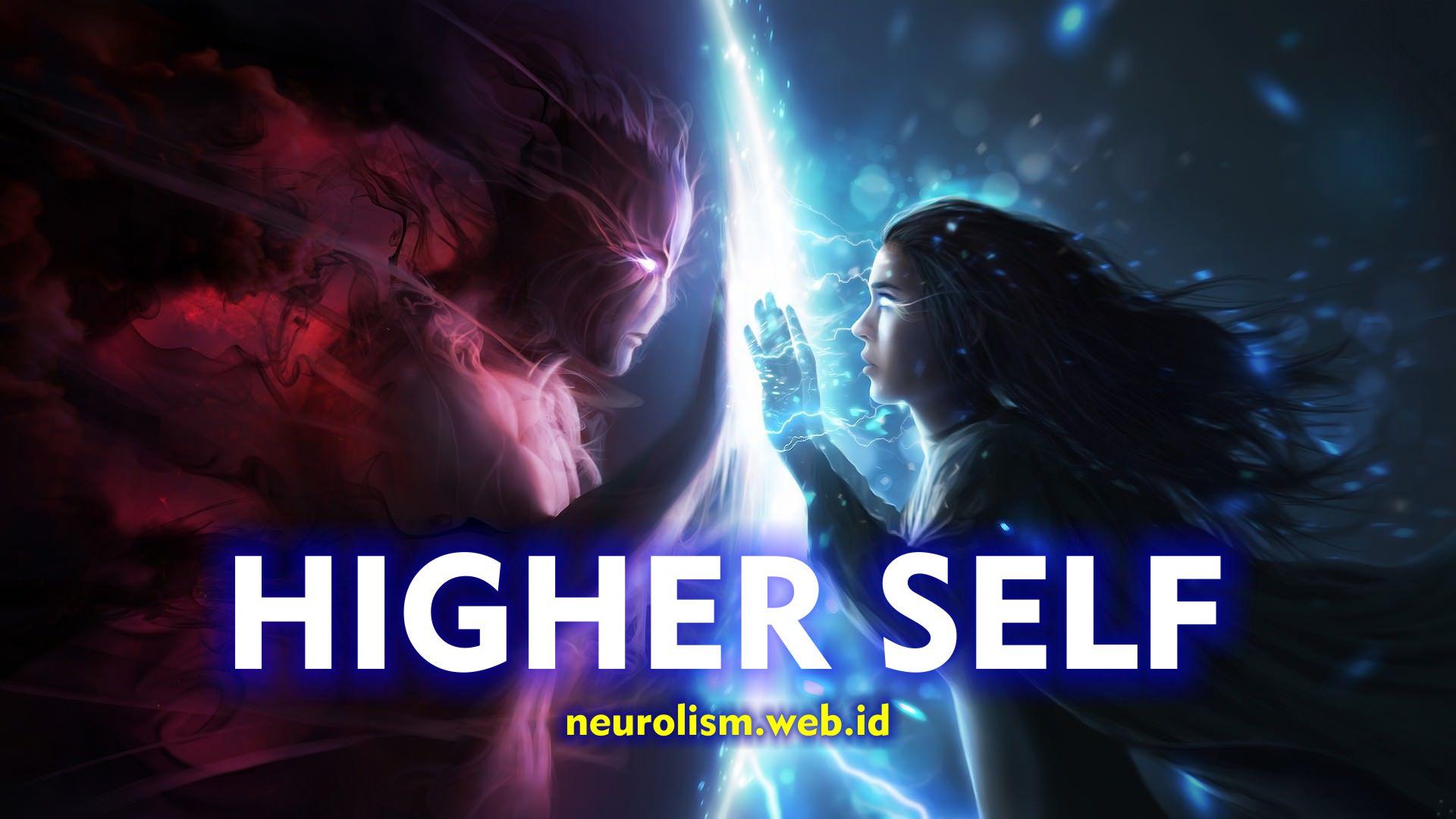 siapa higher self saya
