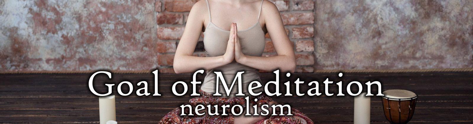 Tujuan Meditasi